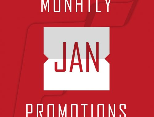 January 2019 – Promotions