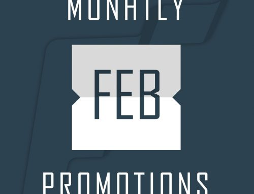 February 2019 – Promotions